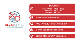 Device Center - Service Laptop Bucuresti